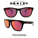 US 並行輸入 OAKLEY サングラス オークリー 野球 Sunglasses FROGSKINS 397 Camo/Ruby Iridium(オークリー サングラス フロッグスキン マットブラック/レッドミラー)