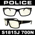 Japan モデル 国内正規品POLICE(ポリス) サングラス S1815J 700N クリアレンズ【レビュー書込み特別価格商品】