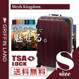 スーツケース キャリーケース キャリーバッグ 旅行かばん TSAロック Sサイズ 小型 機内持ち込み 送料無料 2100-1 05P27May16