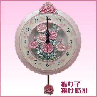 Pendulum clock parlors ( the Qiang fashionable antique interior wall clock wall clock gadgets )