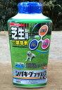日本芝専用 肥料入り 除草剤【シバキーププラスα】 粒剤1kg