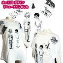 2着で5千円さらに送料無料かわいいTシャツレトロデザイン着せ替え人形ペーパードールアメリカンポップ'50sプーペガール