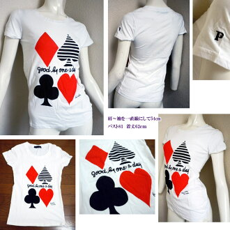 Six types of super ★ sale fancy lollipop parade T-shirt cut-and-sew cat clown rabbit Alice in Wonderland ※ product explanation required reading