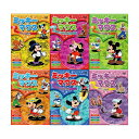 DISNEY ディズニー ミッキーマウス名作DVD 6巻セッ...