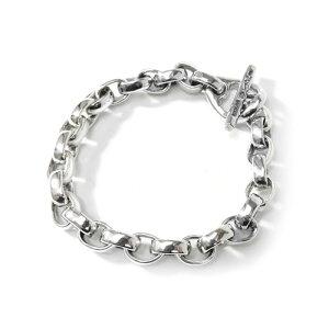 【BWL】Bill Wall Leather ビルウォールレザー【送料無料】【あす楽】/Small Chain Bracelet (ML25, ML27, ML29) (# as made) スモールチェーンブレスレット/シルバー/ブレスレット