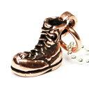 【VASSER】バッサー【ネコポス(ポスト投函)対応商品】 Biker Boot Pendant 2nd Copper w/Ball Chain(バイカーブーツペンダント セカンド コッパー)/ペンダント/ブーツ/靴/銅/コッパー/チェーンセット/メンズ