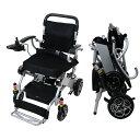 送料無料 新品 電動車椅子 アルミ製 折りたたみ 車椅