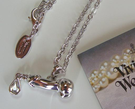 Vivienne Westwood Penis Necklace 85