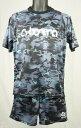 サッカー フットサル ウェア プラクティス ボネーラ カモフラプラクティスシャツ 半袖シャツパンツセット PS023T/PS023P