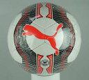 フットサル ボール フットサル 検定球 エヴォパワー 5.3 フットサル J プーマホワイト/レッドブラスト/プーマブラック 082649-21