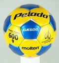 サッカー トレーニング ボール モルテン ペレーダキーパートレーニング イエロー/ブルー PF5GK600-YEL/BLU