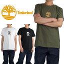 TIMBERLAND Tシャツ ティンバーランド USAモデル ロゴ ヒップホップ ストリート アメカジ 正規 レディース メンズ ブラック ホワイト オリーブ