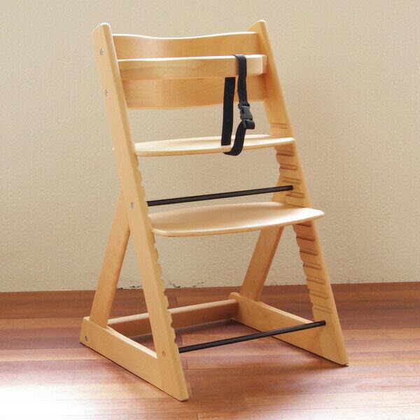 送料無料木製ベビーハイチェアナチュラルラッピング不可商品