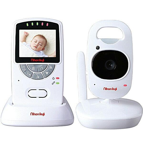 【送料無料】日本育児 デジタルカラー スマートビデオモニター2