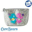 ショッピングケアベア Care Bears ケアベア COSMIC 舟形ポーチ M