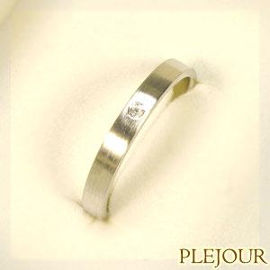 【送料無料】プラチナリング シンプル プラチナ900 マリッジリング 指輪【RCP】10P06Aug16  プラチナマリッジリング