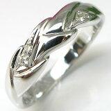 【】結婚指輪・10金・ダイヤモンド・リング・マリッジリング【楽ギフ名入れ】【RCP】10P01Mar15