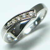 【】結婚指輪・10金・ダイヤモンド・リング・マリッジリング【楽ギフ包装】【RCP】10P08Feb15