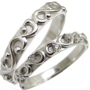 【送料無料】ペアリング・K10ゴールド・結婚指輪・マリッジリング・天然ダイヤモンド【RCP】10P06Aug16 ダイヤモンド ペアリング 10金 マリッジリング