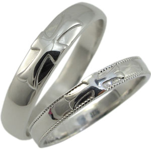 【送料無料】マリッジリング・クロスリング・ペアリング・プラチナ・リング・結婚指輪【RCP】10P06Aug16 クロス pt900 リング ペアリング