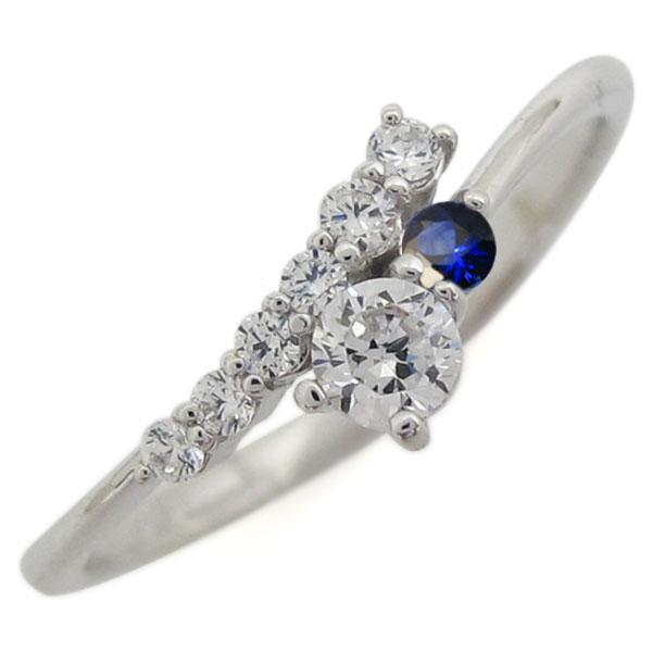 【送料無料】エンゲージリング  プラチナ 婚約指輪 ダイヤモンドリング【RCP】10P06Aug16 婚約指輪 シンプルリング ダイヤモンド プラチナリング
