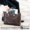 BAGGEX TREASURE 2way ビジネストートバッグ[ビジネス バッグ ビジネス バック ダレスバッグ ブリーフケース メンズ 軽量 大容量 出張 a4 B4 革 旅行 ブランド 通勤 ショルダー カジュアル 楽天 ] 532P17Sep16