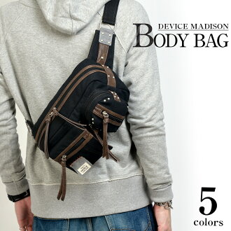 DEVICE Madison 2 p hip bag 2013 fall winter.