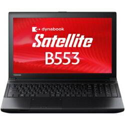 東芝 dynabook Satellite B553/J (PB553JFBP27AA71) ノートパソコン/Windows7Professional/Core i3