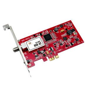 プレクスPCI-Express対応シングルサテライトチューナー(PX-TBS6922)