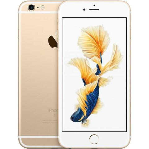 アップル iPhone 6s SIMフリー 128GB 整備済品 ゴールド