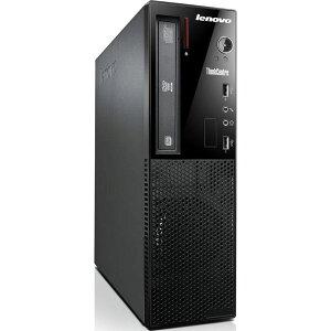 �ڿ��ʡ�lenovo(��Υ�)ThinkCentreE73Small(10AU00BTJP)�ǥ����ȥåץѥ�����/Windows7Pro/Corei3/����2GB/HDD250GB/DVD�ޥ��