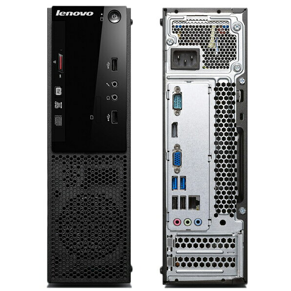 lenovo(レノボ) Lenovo S500 Small(10HVLS500S) デスクトップ/Windows7Pro/Core i3/メモリ4GB/HDD5...