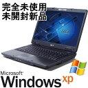 【新品】Acer(エイサー) TravelMate5330(TM5330-D80) ノートパソコン/WindowsXP Pro/15.4インチ/Celeron/...