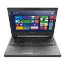 lenovo ( レノボ ) Lenovo G50 (80E3X027JP) ノートパソコン Windows8.1 15.6インチ AMD E1 メモリ 4GB HDD 500GB 無線LAN WEB