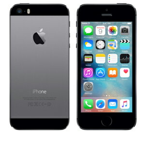 �ڥ����ȥ�åȡ�Apple(���åץ�)iPhone5sSIM�ե꡼Model:A1453SpaceGray���ڡ������졼16GB�������ʹ�����
