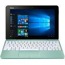 10.1インチ WXGA タッチパネル Atom メモリ 4GB eMMC 64GB Windows10 Office付き ASUS ( エイスース ) TransBook T101HA ( T101HA-64MGZP ) 2in1 ノートパソコン タブレット ノートPC パソコン