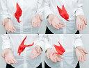 Peti Peto Tsuru Red【プッチペット ツル レッド】眼鏡レンズクリーナー 液晶画面クリーナー ポケットサイズクリーナー Perrocalienteペロカリエンテインテリア雑貨ギフト プレゼント