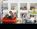 MAGIS Dish Doctor Orangeマジス ディッシュドクターオレンジMarc Newson マーク・ニューソンキッチンに映える斬新なデザインの水切りラックキッチン用品インテリアギフト プレゼント丸洗い可能