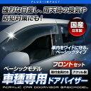 OXバイザー ベイシックモデル セレナ C26系対応 フロント用 BASIC MODEL アクリル 日本製 ニッサン OX-216【代引き不可】