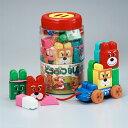 どうぶつブロック AB710 MA-50109 友愛玩具 プレゼント