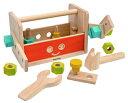 【送料無料】ロボットツールボックス 5540 プラントイ PLANTOYS 木のおもちゃ 木製玩具 知育玩具 プレゼント