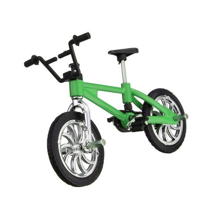 送料無料ミニチュア自転車サイクルフィンガーバイクおもちゃランダムコレクションスポーツ小さい人気ミニバ