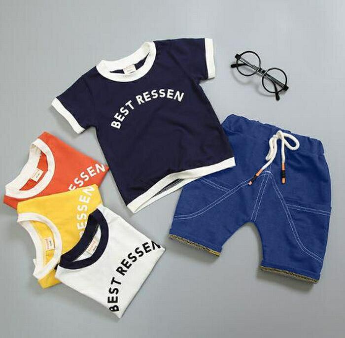 セットアップキッズベビー子供用子供服シャツ男の子ボーイズ男児こどもキッズ用半袖可愛いかわいいパンツ2