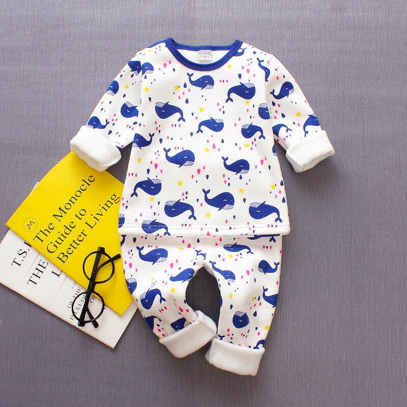 キッズパジャマ上下セットキッズパジャマ裏起毛パジャマ上下セット2点セットセット子供服キッズ服男女兼用