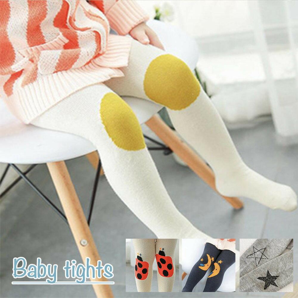 タイツ靴下フットウエア子供ベビーキッズジュニア幼児女の子女児ガールかわいいおしゃれカジュアルシンプル