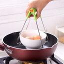 蒸し物用トング 鍋つかみ 熱いものをらくらく取り出せ
