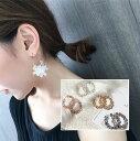 ピアス レディース 女性用 耳飾り アクセサリー アク