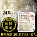 【訳あり】ふんわりごはん国内産米100% 200g×24食 賞味期限2018年5月4日