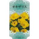 【1000枚】 AC 3型 オキザリス OKIZARI-006 ポリポット用 ラベル 名札 育苗 アンドウケミカル カ施 【代引不可】
