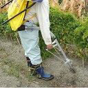 【北海道発送不可】 アルミ追肥機 ALT-01 グリーンサンパー用 B-DXセット ハナオカ ハオ【